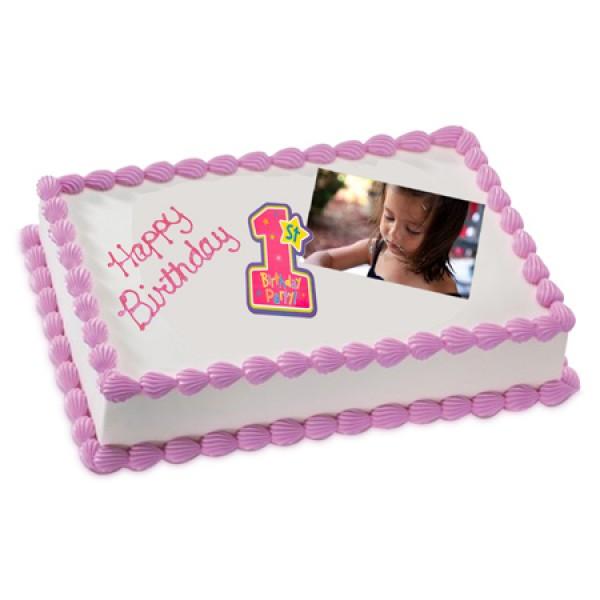 Send Birthday Flowers Cake To India 1st Birthday Cake Buy