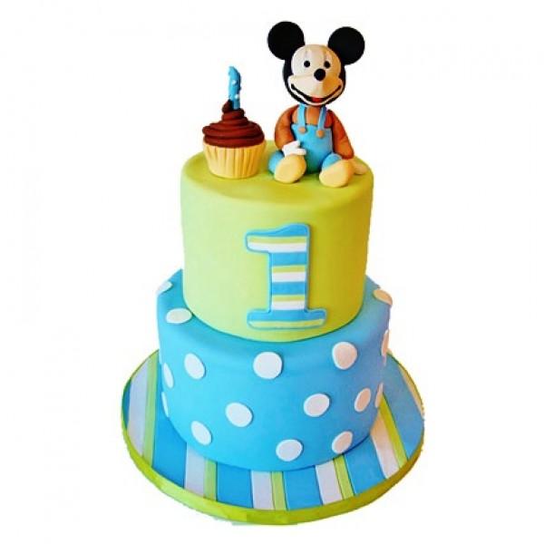 Cute Cartoon Cake Images : Two Tier Cake, Three tier Cake, Send 2/3 Tier Cakes to ...