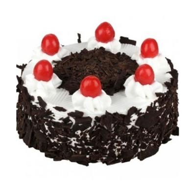 500 Gm Blackforest Cake