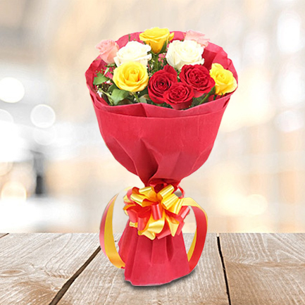 Send Flowers Combo