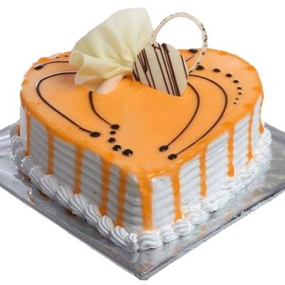Heart Shaped Cake Online Send Heart Shaped Wedding Cakes Birthday Cake