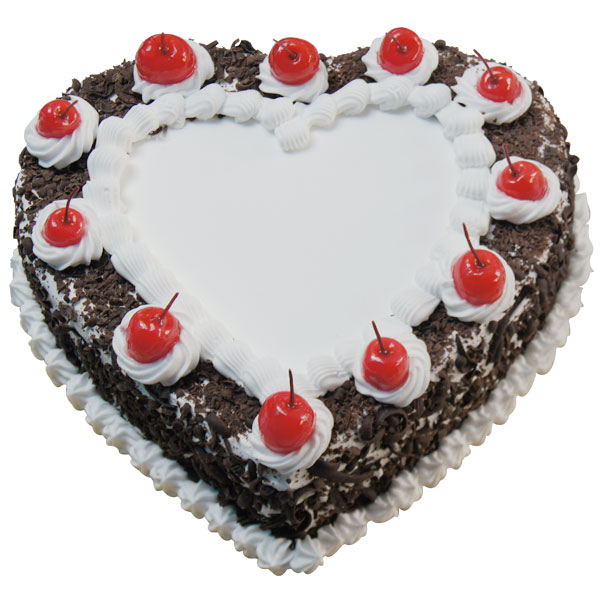 Heart Shaped Cake Online, Send Heart Shaped Wedding Cakes ...