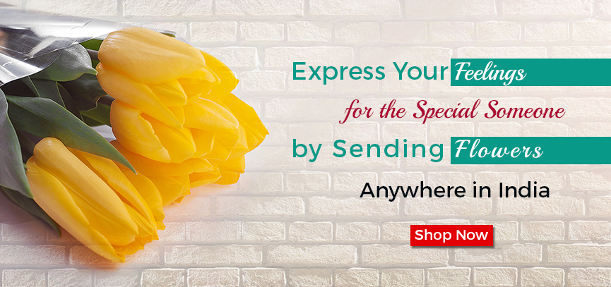 flowers delivery online India